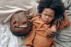 father and son discussion || Sheltering Oaks Counseling || Wesley Chapel, FL