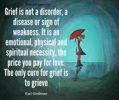 grief statement | Wesley Chapel, FL