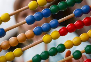 multicolored abacus || Sheltering Oaks Counseling || Wesley Chapel, FL