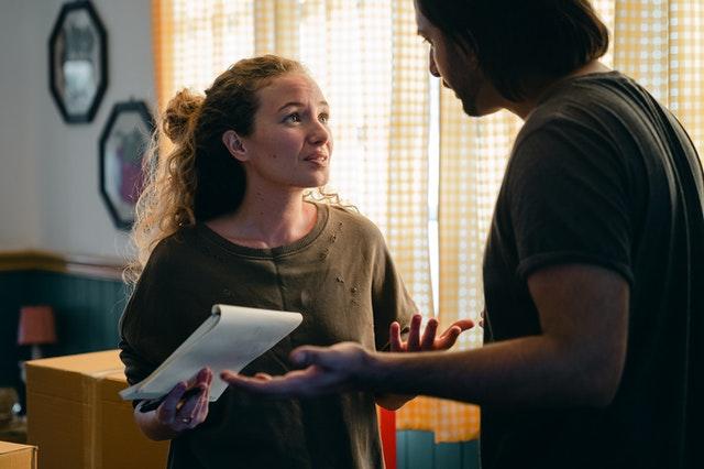 couple arguing | Sheltering Oaks Counseling | Wesley Chapel, FL